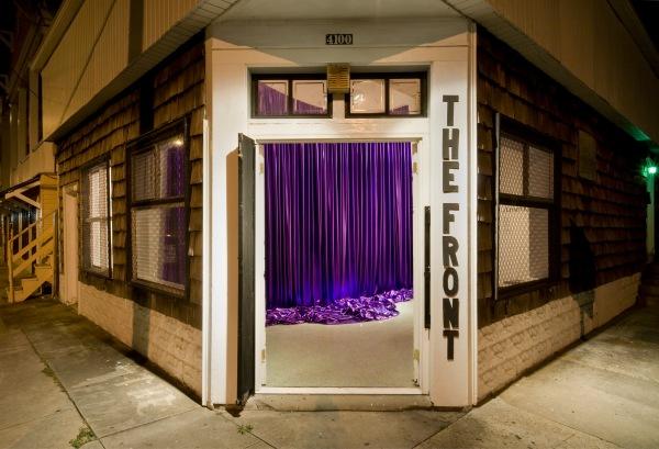 The Front Door - Photo Cred. Jonathan Traviesa