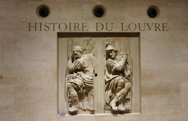 History of The Louvre